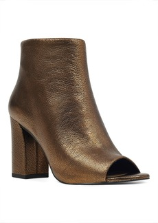 Nine West Haywood Open Toe Booties