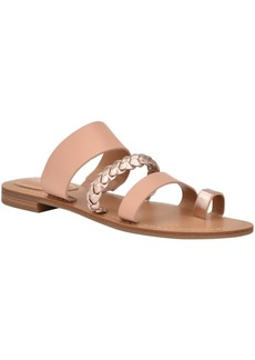 Nine West Hollah Flat Sandals Women's Shoes