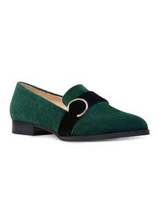 Nine West Huff Velvet Loafers