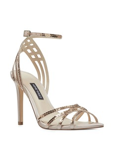 Nine West Ivonne Ankle Strap Sandal (Women)