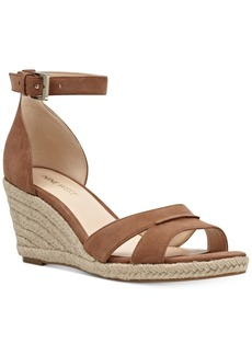Nine West Jabrina Wedge Sandals Women's Shoes