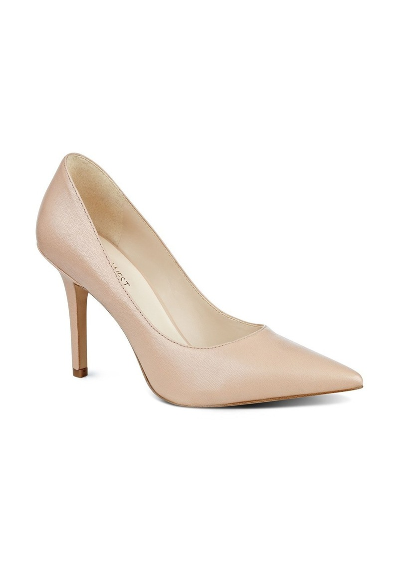 Nine West 'Jackpot' Pointy Toe Pump (Women)