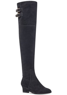 Nine West Jaen Over-The-Knee Boots Women's Shoes