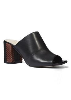 Nine West Janel Peep Toe Mules