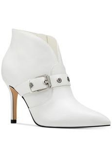 Nine West Jax Pointed-Toe Booties Women's Shoes