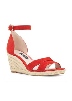 Nine West Jeranna Espadrille Wedge Sandal (Women)