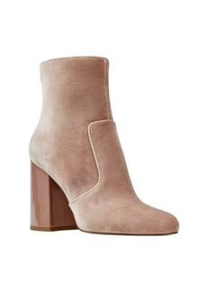 Nine West Jilene Microsuede Booties