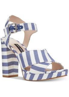 Nine West Jimar Platform Sandals Women's Shoes