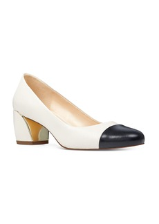 Nine West Jineya Cap Toe Pump (Women)