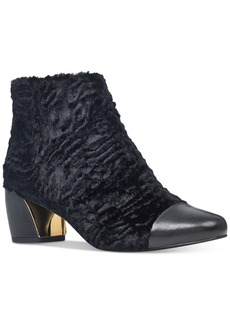 Nine West Joannie Booties Women's Shoes