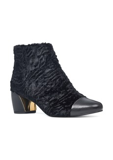 Nine West Joannie Cap Toe Bootie (Women)