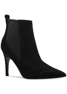 Nine West Joliee Dress Booties Women's Shoes