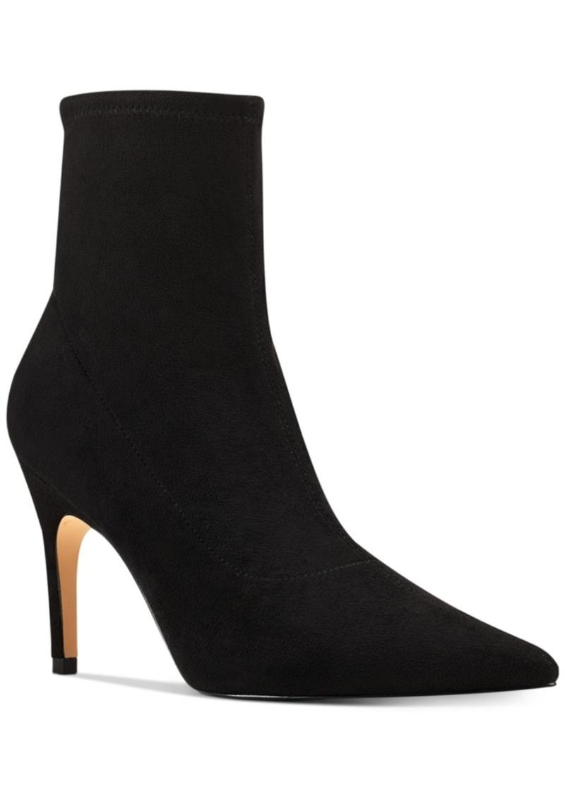 Nine West Jory Stretch Booties Women's Shoes