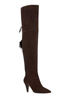Nine West Josephine Over the Knee Dress Boots