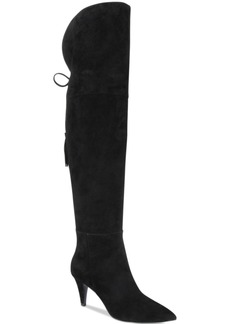 Nine West Josephine Pointed-Toe Over-The-Knee Boots Women's Shoes