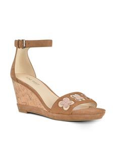 Nine West Julian Wedge Sandal (Women)