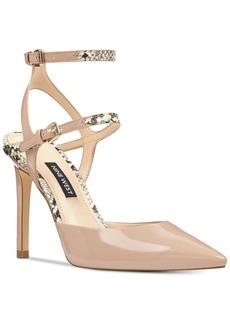 Nine West Kimi Buckle Pumps Women's Shoes