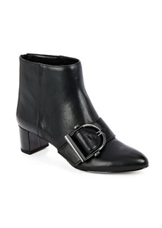 Nine West Konah Leather Booties