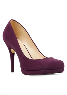 Nine West Kristal Platform Pumps