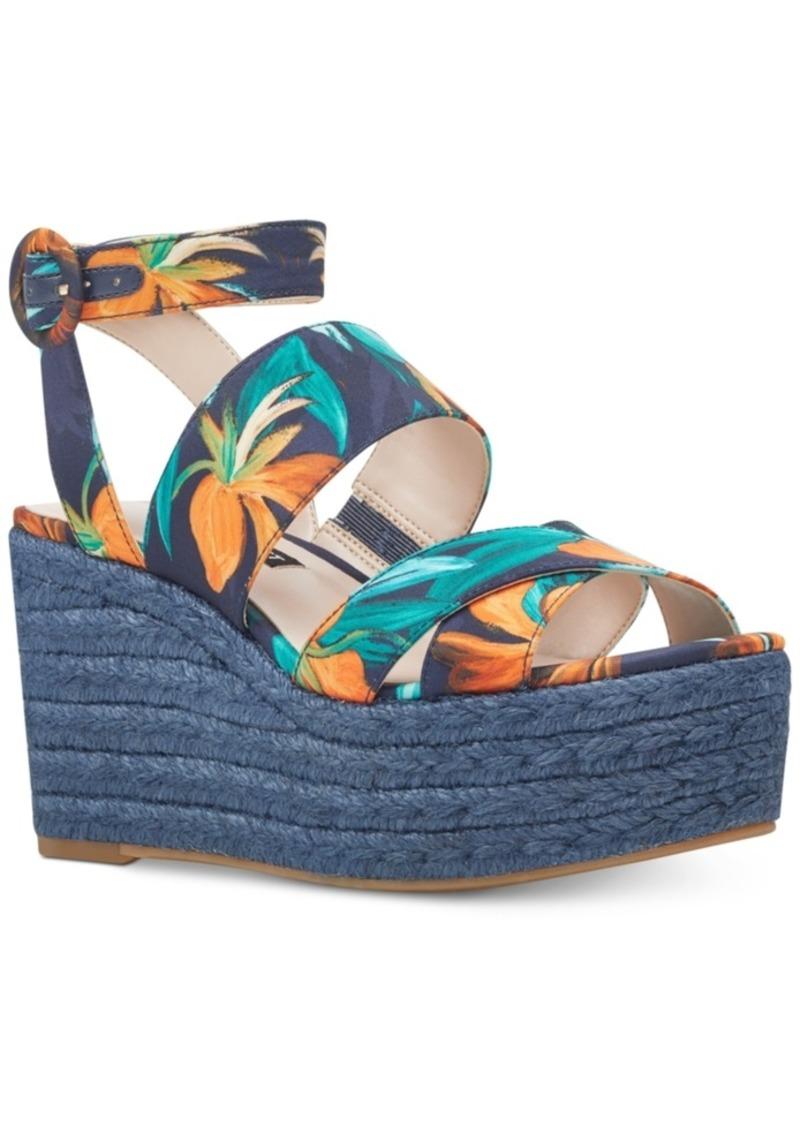 4d1fb451afb Nine West Nine West Kushala Wedge Sandals Women s Shoes