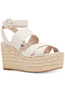 Nine West Kushala Wedge Sandals Women's Shoes