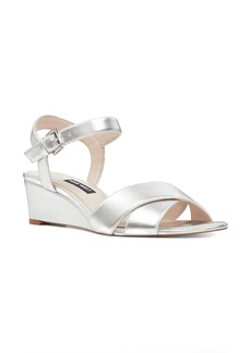 Nine West Laglade Wedge Sandal (Women)