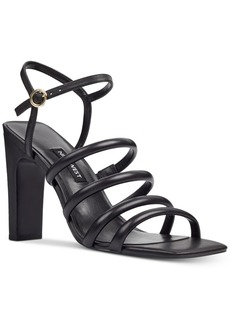 Nine West Laxian Strappy Sandals Women's Shoes