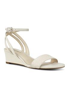 Nine West Lewer Low Wedge Sandals