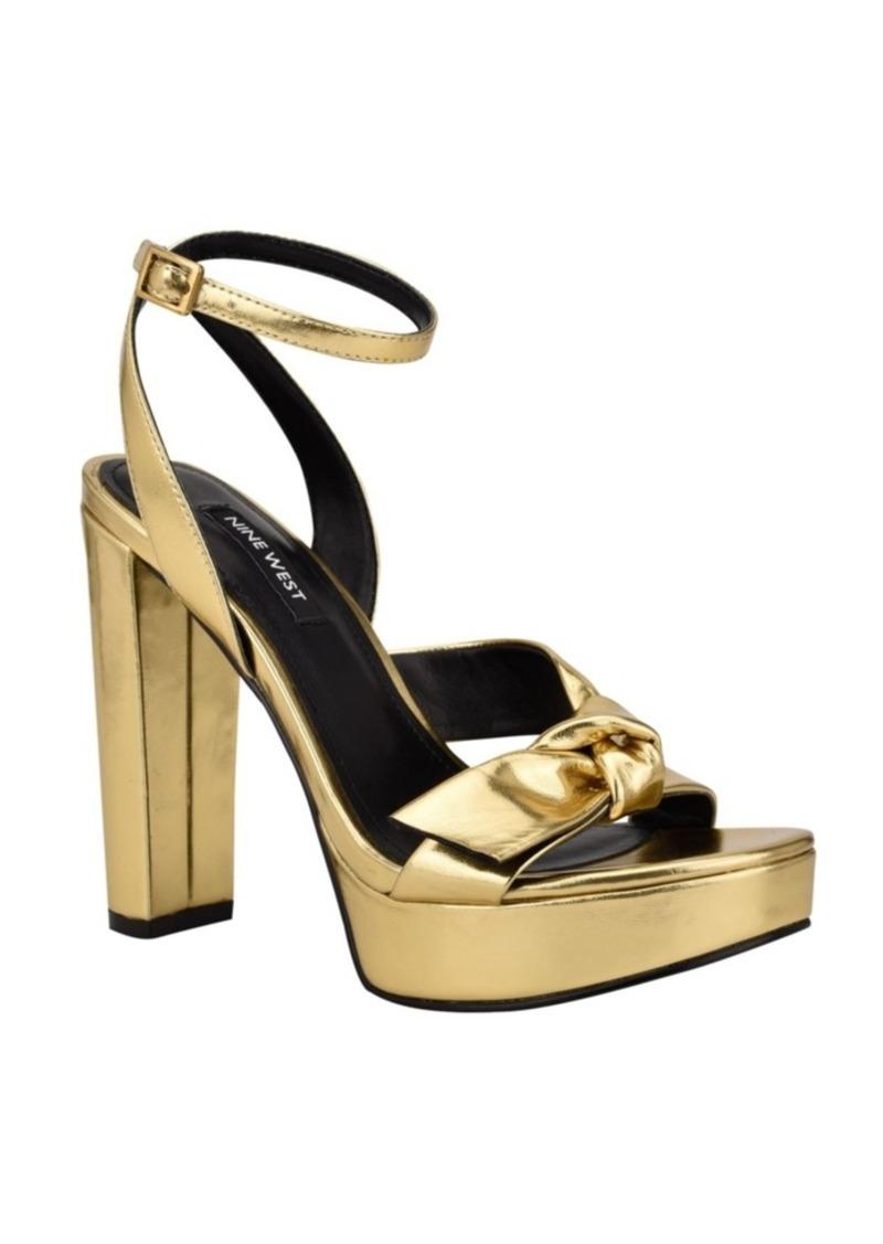 Nine West Libbie Women's Platform Sandals Women's Shoes