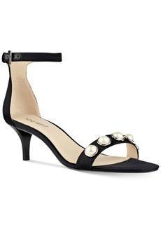 Nine West Lipstick Dress Sandals Women's Shoes