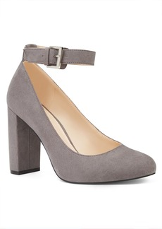 Nine West Louiza Ankle Strap Pumps