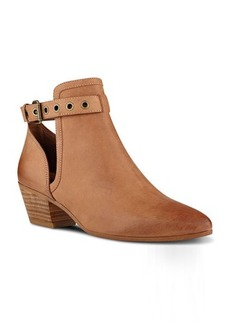 Nine West Loyal Almond Toe Booties