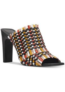 Nine West Lucili Raffia Sandals Women's Shoes
