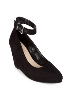 Lucylou Wedge Pumps