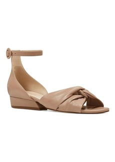 Nine West Lumsi Leather Dress Sandals