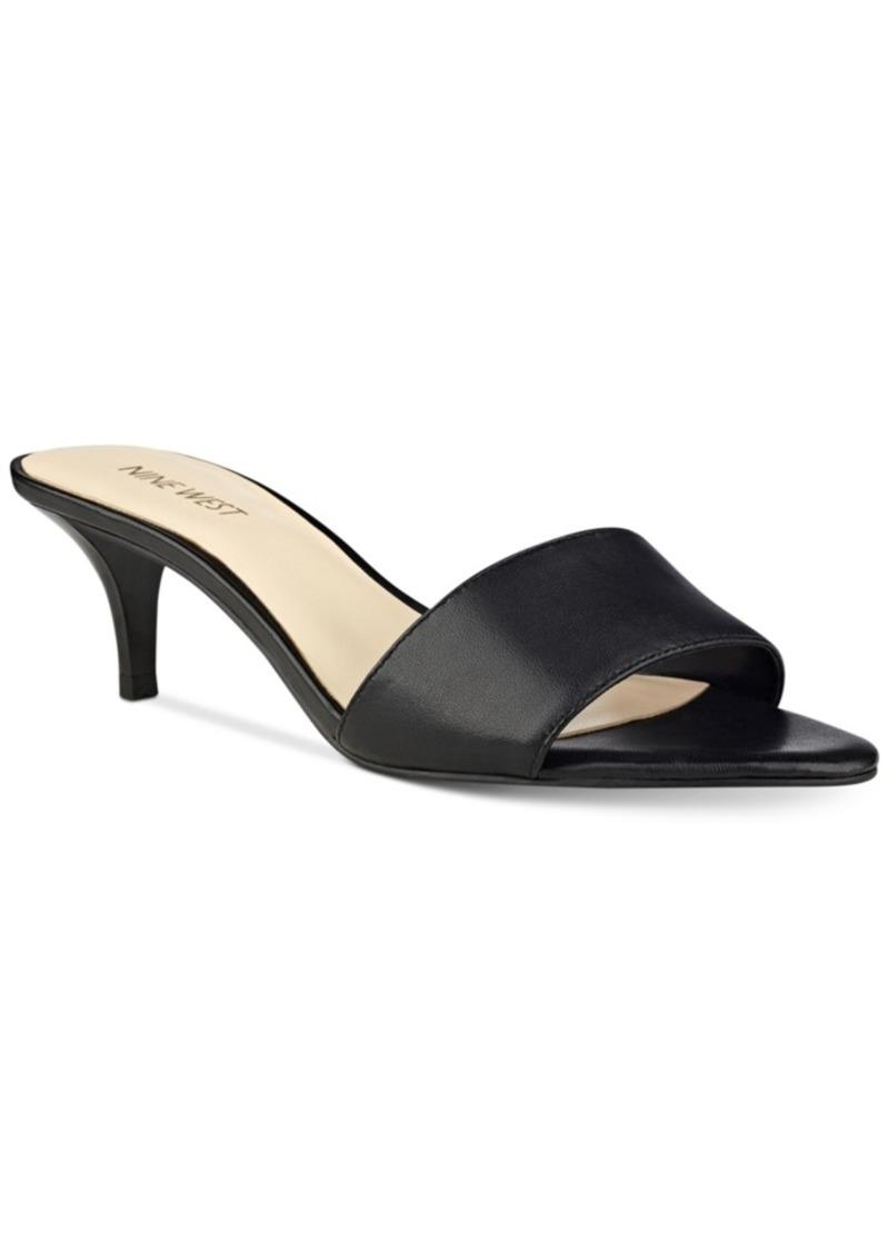 Nine West Nine West Lynton Slip On Dress Sandals Women S