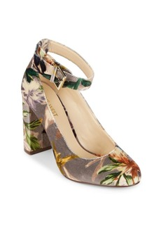 Lyoka Ankle Strap Pumps