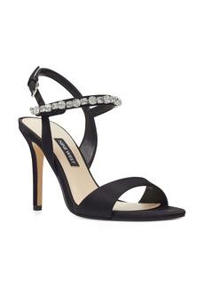 Nine West Madison Crystal Embellished Sandal (Women)