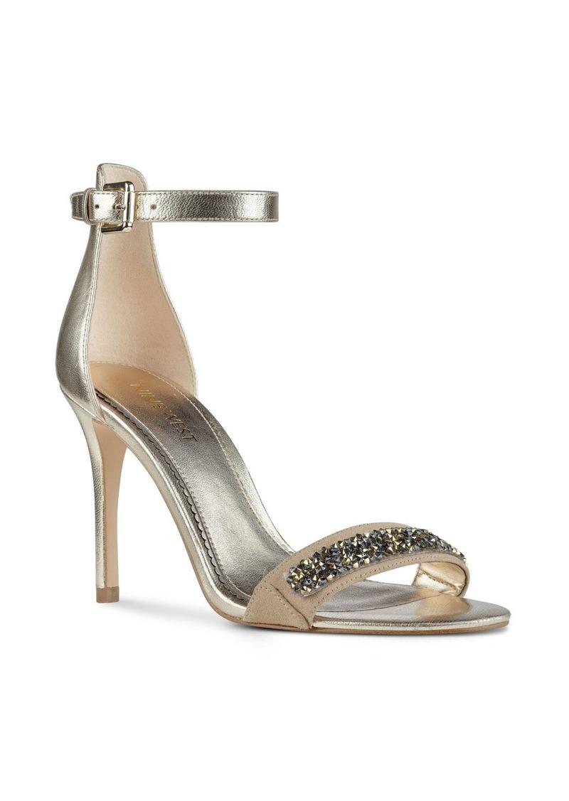 Nine West 'Mana' Ankle Strap Sandal (Women)