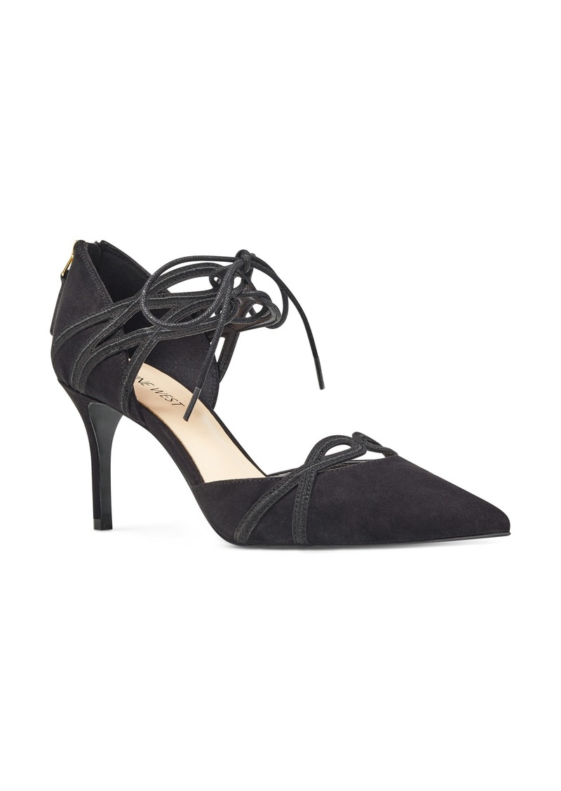 Nine West Mayeff Ankle Tie Pump (Women)