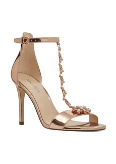 Nine West Mimosana T-Strap Sandal (Women)