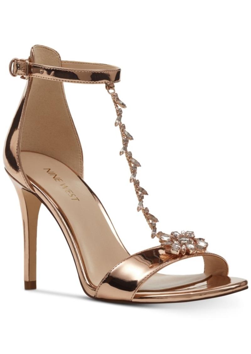 Nine West Mimosina Sandals Women's Shoes PRRFyyVPJh