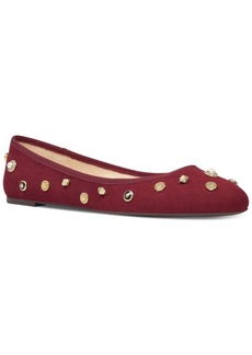 Nine West Morton Embellished Flats Women's Shoes
