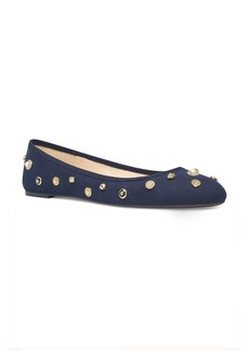 Nine West Morton Skimmer Flat (Women)