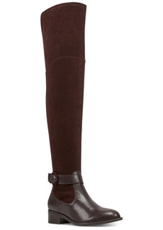 Nine West Nacoby Over-The-Knee Riding Boots Women's Shoes
