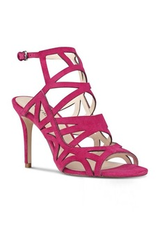 Nine West Nasira Open Toe Cage Sandals