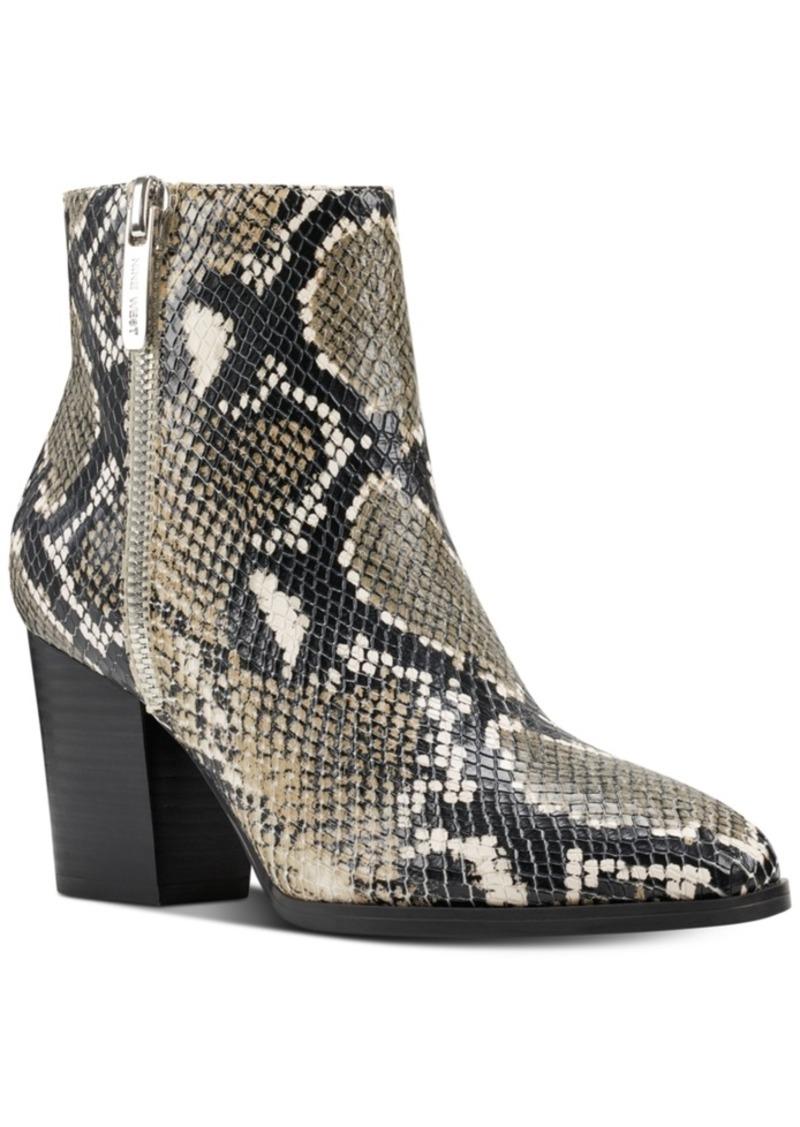 Nine West Niomi Booties Women's Shoes