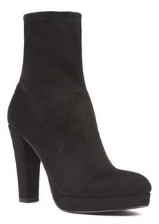 Nine West Nylee Pull-On Platform Booties