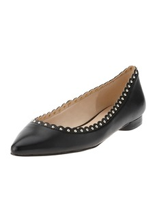 "Nine West® ""Omlit"" Scalloped Flats"