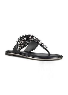 Nine West Onawa Thong Sandals